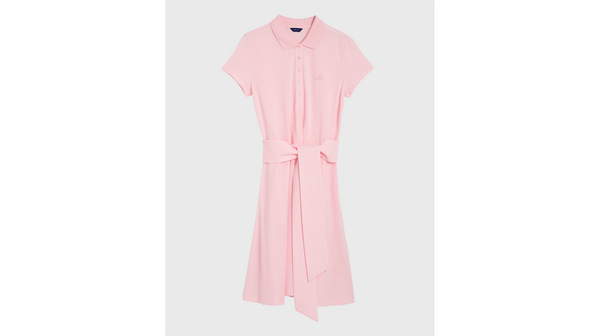 Short Sleeve oxford Piqué Dress