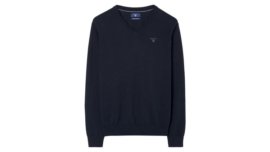 Leichter V-Neck Pullover