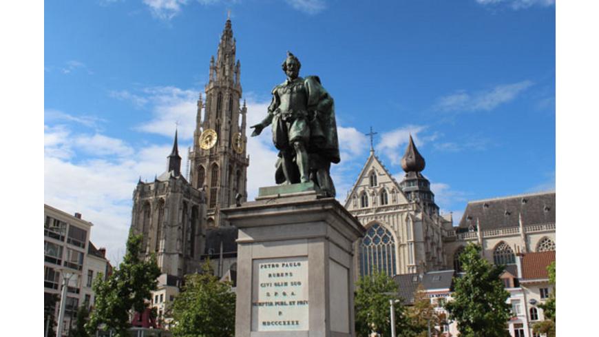 Kurzurlaub Antwerpen für 2