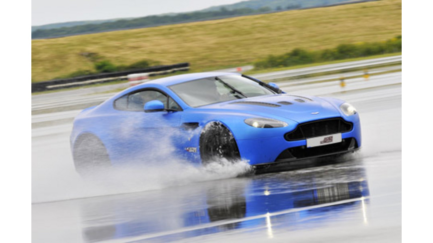 Aston Martin Performance-Training bei Bad Mergentheim