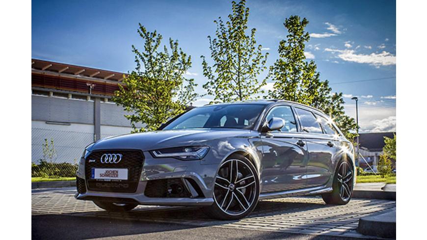 Audi RS6 Tagesmiete Raum Rosenheim