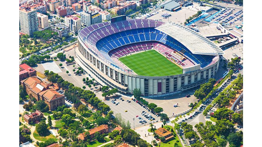 Kurztrip Barcelona mit Stadion-Besichtigung für 2