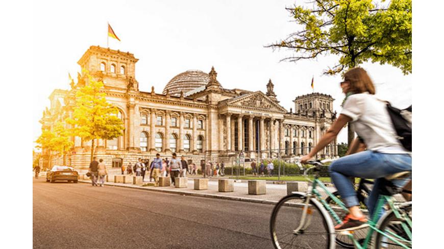 Berlin-Kurztrip & Reichstag Besuch für 2