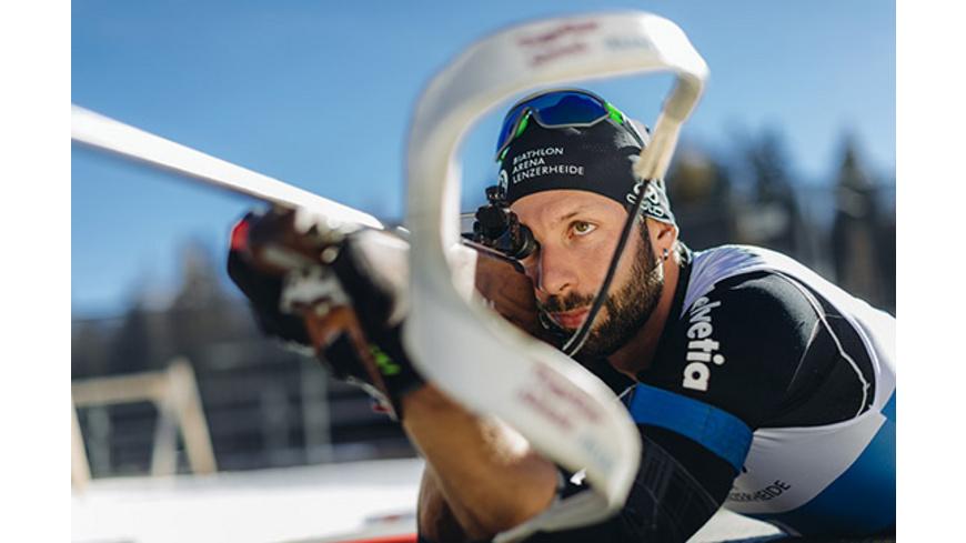 Biathlon Wochenende in der Lenzerheide