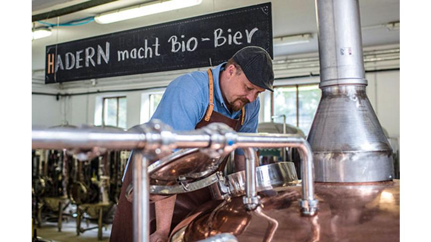 Bio-Bier Braukurs in München