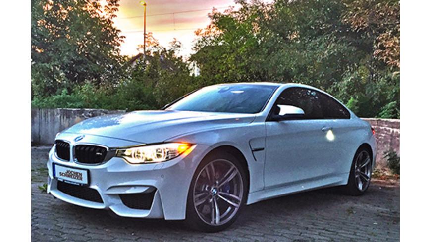 BMW M4 Coupé fahren