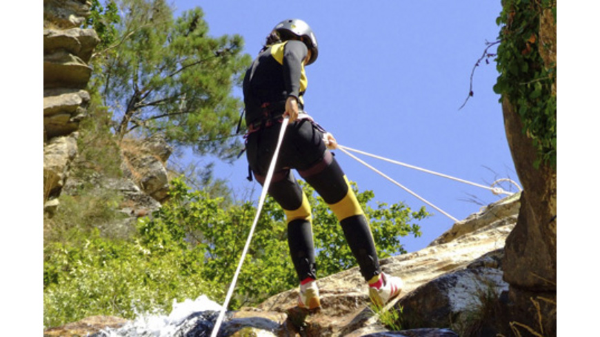 Canyoning Adrenalintour in Niederoesterreich
