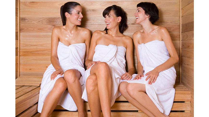 Junggesellinnen-Abschied im Day Spa Kitzbuehel für 4