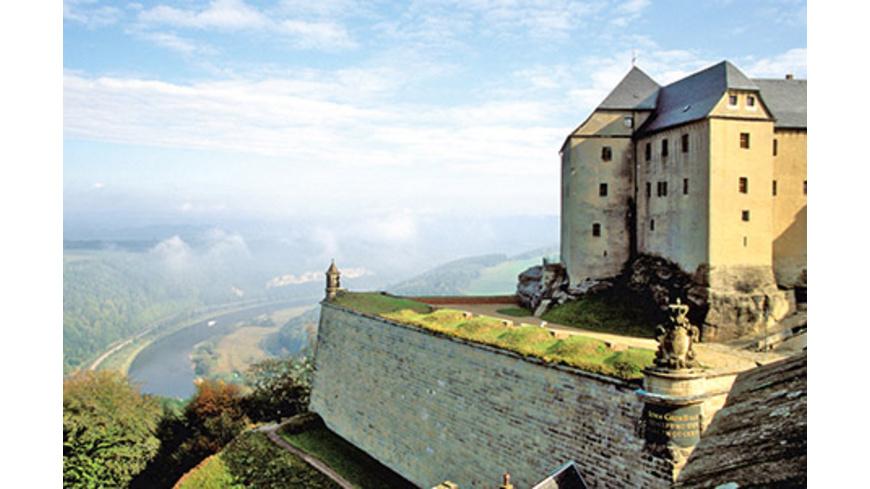 7-Koenige-Dinner auf der Festung Koenigstein