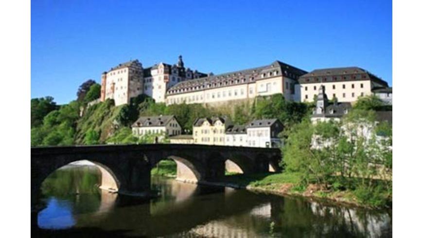 Dinner und Krimi-Show im Schloss Weilburg
