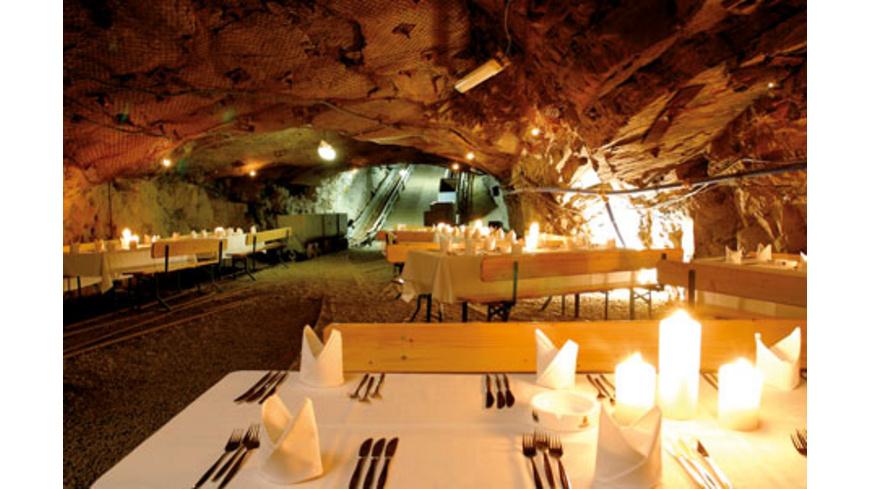 Dinner unter Tage für 2 bei Meschede