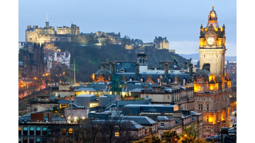 Kurztrip Schottische Highlands & Edinburgh