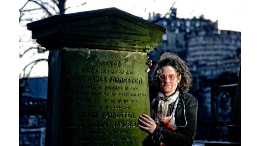 Untergrund- & Geistertour in Edinburgh