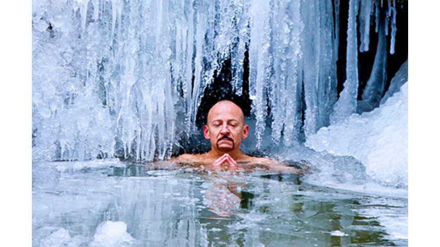 Eisbaden Raum Tirol