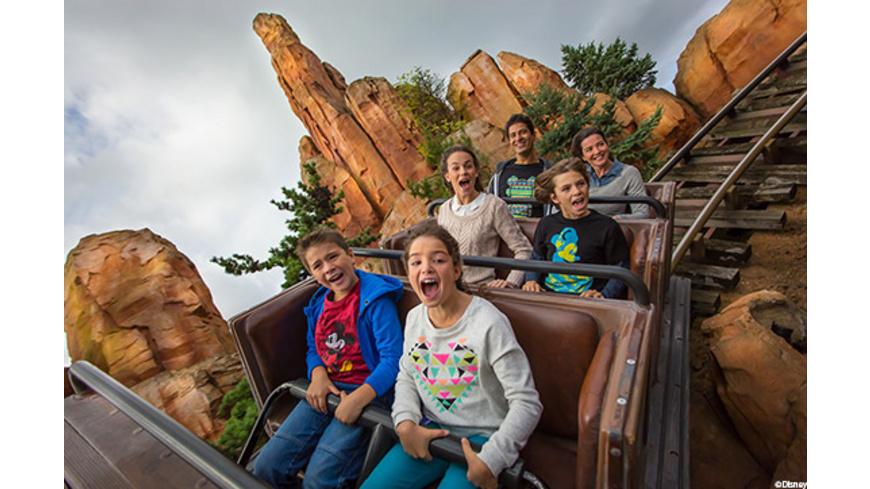 Disneyland� Paris Familien-Kurzurlaub für 3 (3 Tage)