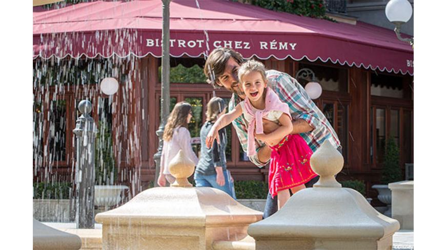 Disneyland® Paris Premium Familien-Kurzurlaub für 3 (4 Tage)