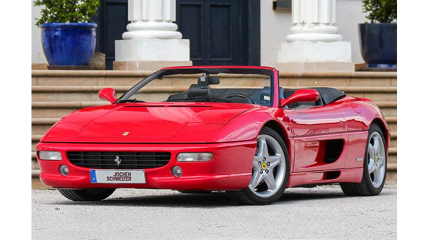 Ferrari F355 selber fahren