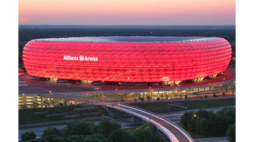Fussball-Fantage in München für 2