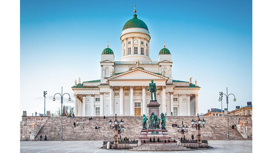 Kurztrip Helsinki (4 Tage)