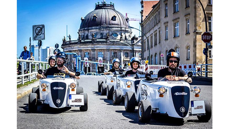 Hotrod Tour Berlin