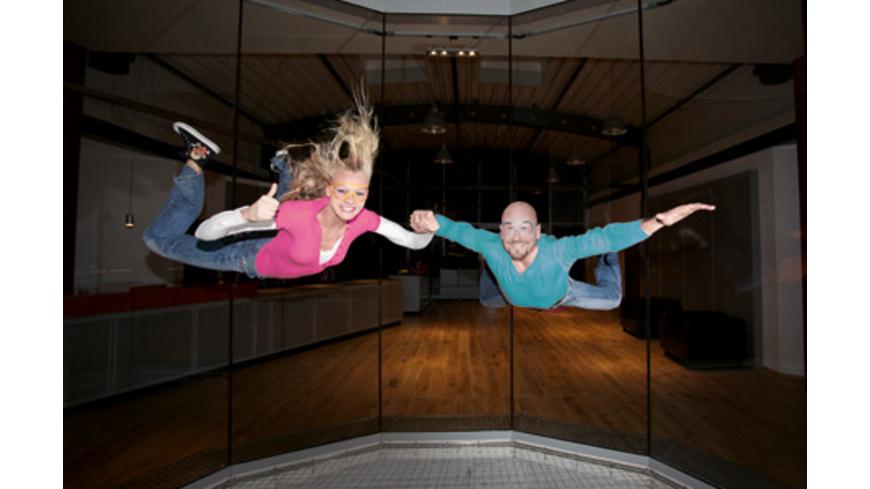 Kurzurlaub mit Bodyflying in Bottrop für 2