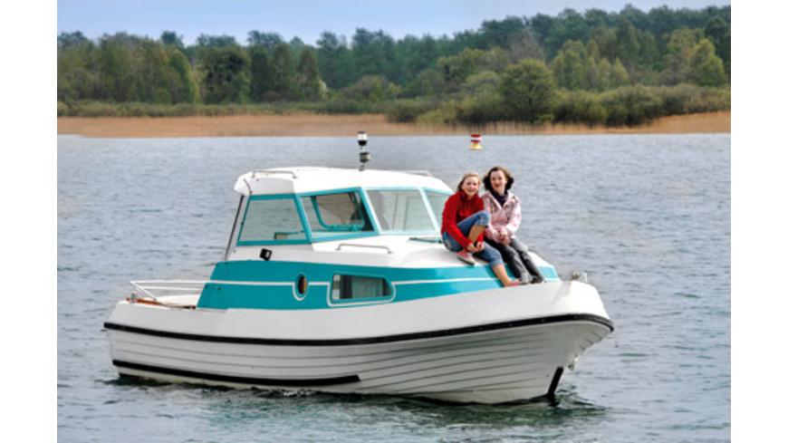 Kajuetboot-Kurzurlaub für 2