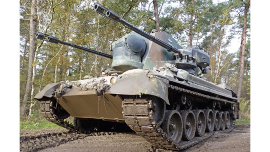 Militärfahrzeuge XXL im Raum Osnabrueck