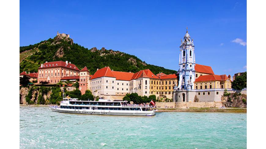 Donau Schifffahrt Wien - Wachau für 2