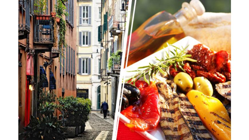 Kulinarische Stadtführung durch Mailand