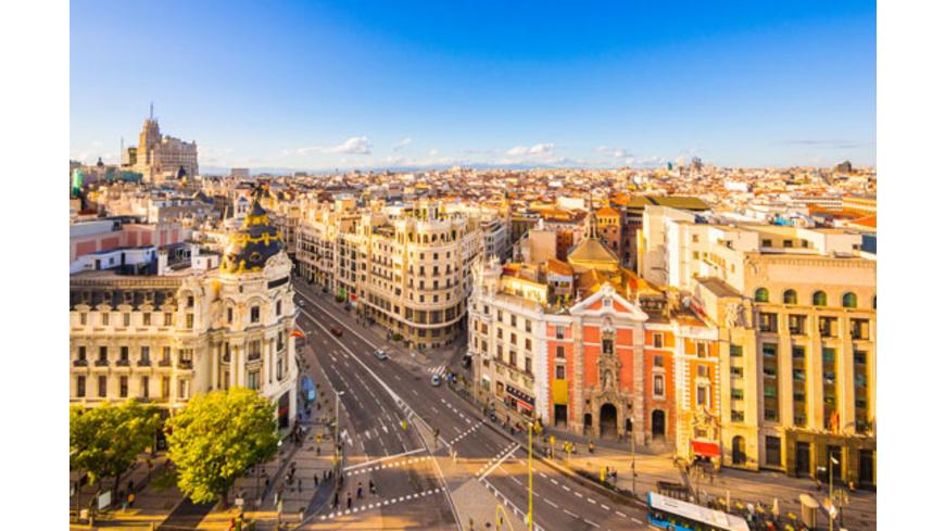 Madrid-Städtereise mit Sightseeing & Tapas für 2