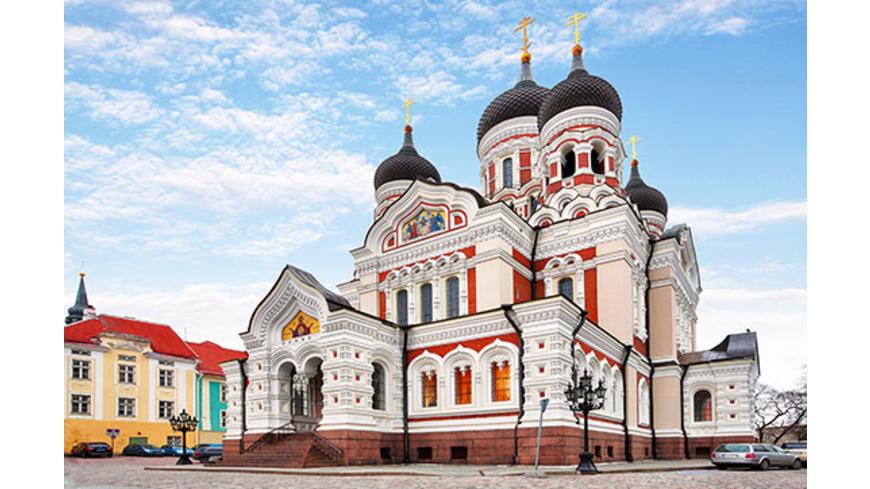 Kurztrip Tallinn mit Stadtführung für 2