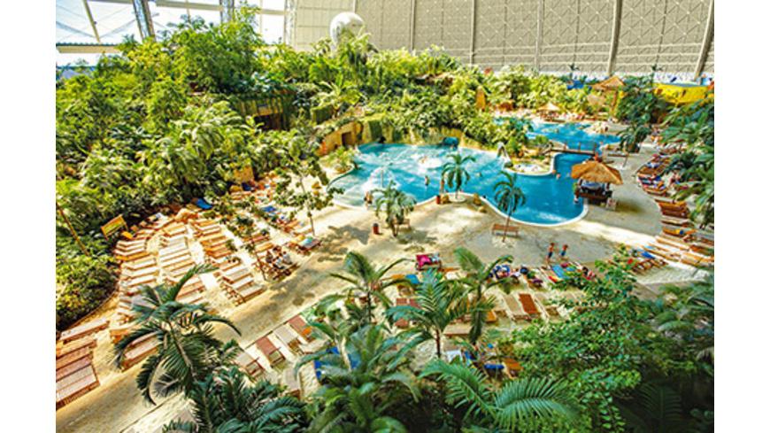 Kurzurlaub Berlin mit Tropical Island, Sealife und AquaDome