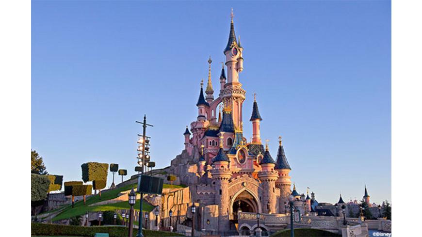 Disneyland® Paris Premium-Kurzurlaub für 2 (4 Tage)