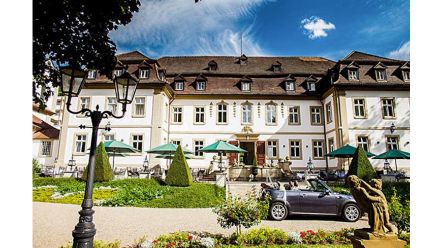 Kurzurlaub im Schlosshotel in der Rhoen für 2