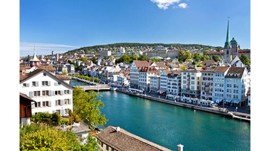 Städteurlaub Zürich für 2