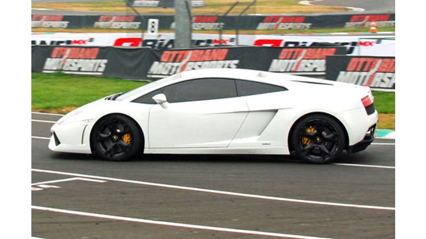 Lamborghini Gallardo Training (6 Runden)
