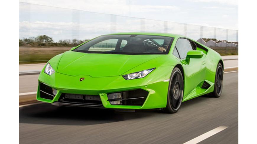 Lamborghini Hurac�n fahren