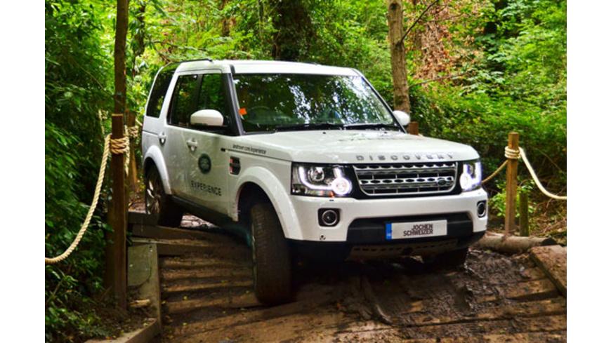 Land Rover Reise England mit Flug ab Duesseldorf