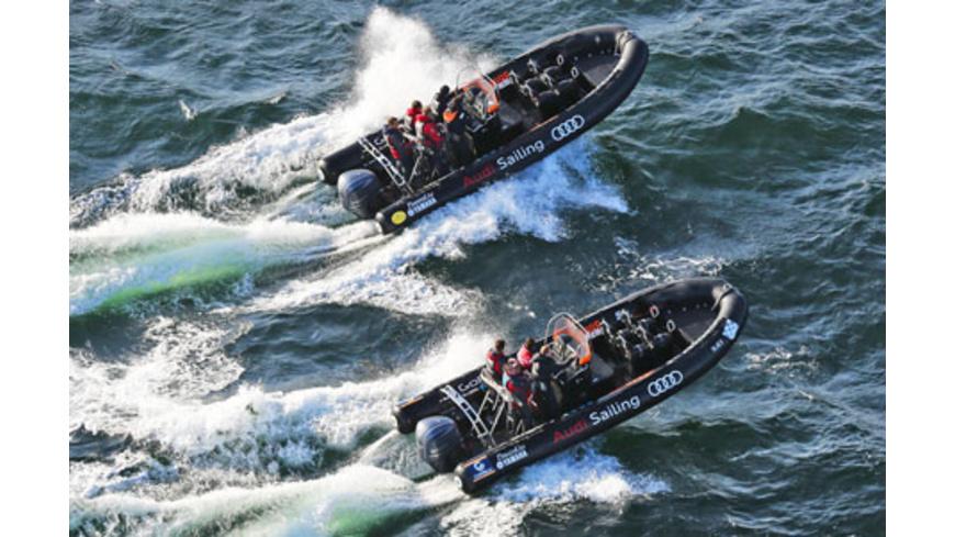 Powerboat Rallye