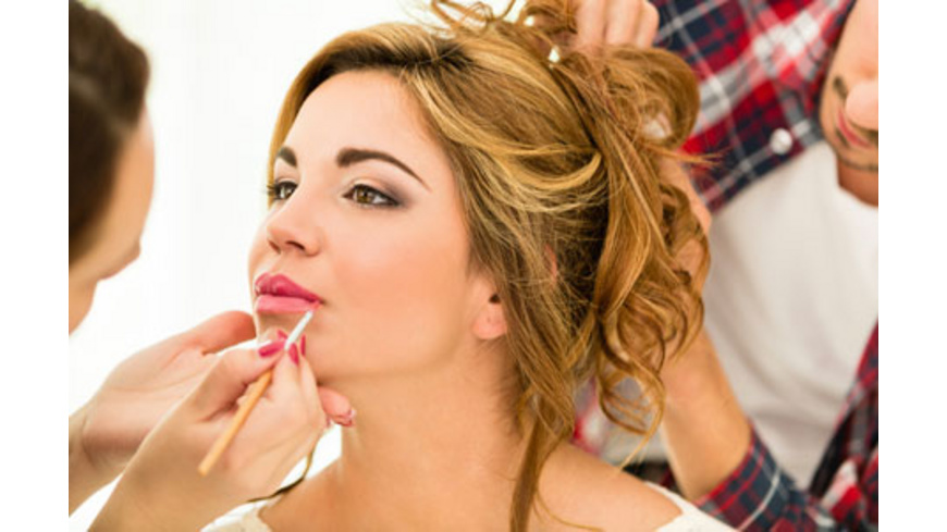 Professionelles Make-Up & Haarstyling