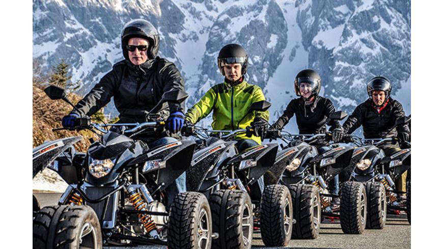 Quad Onroad Tour Berchtesgaden