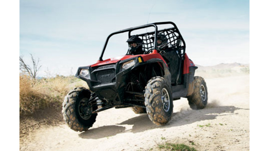 Quad Side by Side fahren im Offroadpark in Frankreich