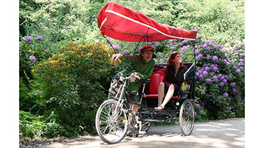 Rikscha-Picknick-Tour für 2