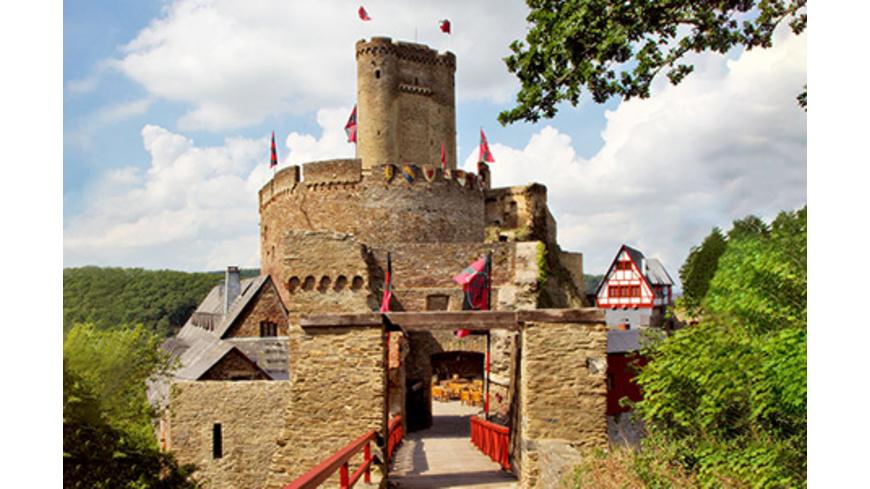 Ritteressen auf der Ehrenburg