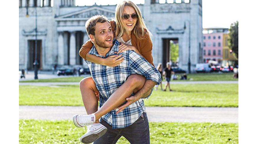 Romantikwochenende in München für 2