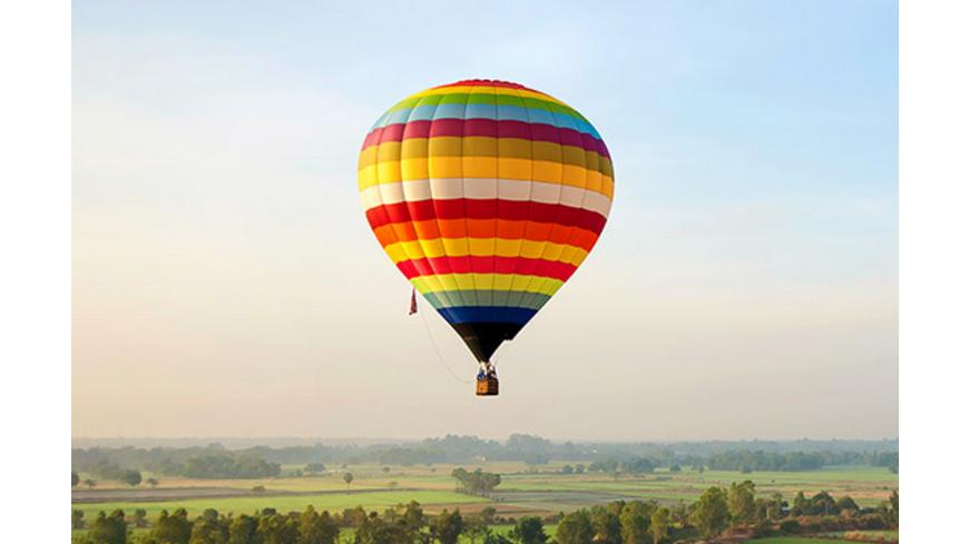 Romantische Ballonfahrt Schwaebische Alb für 2