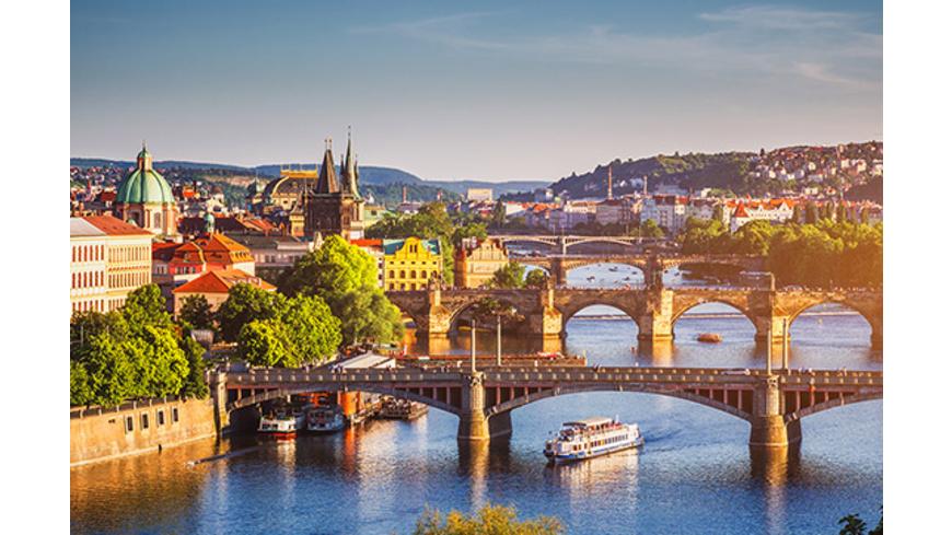 Kurzurlaub Prag mit Dinner-Schifffahrt für 2