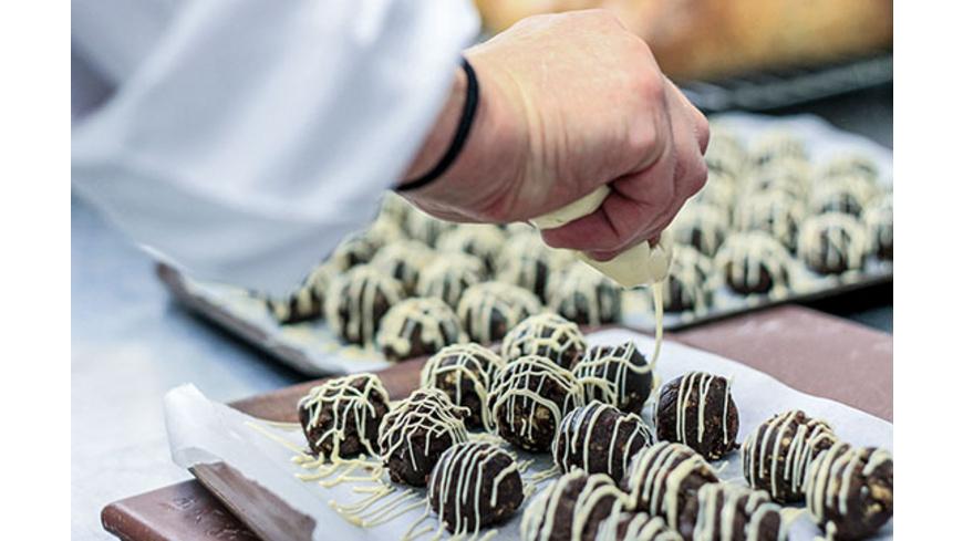 Schokoladen-Workshop in Wien