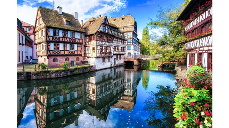 Städtetrip nach Strassburg für 2