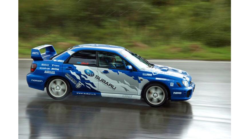 Subaru Impreza Training
